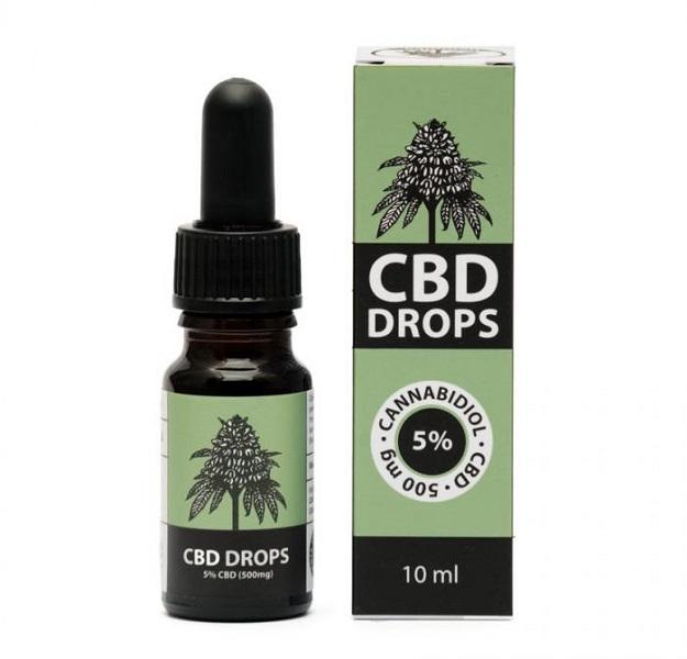 CBD olje